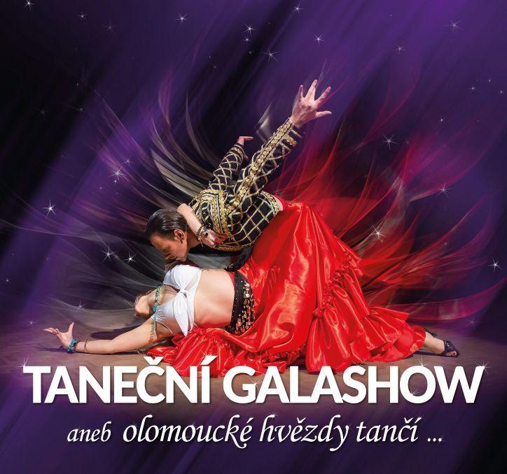 taneční galashow