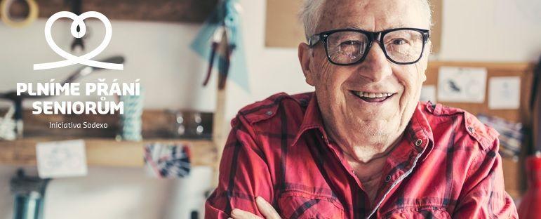 Plníme přání seniorům