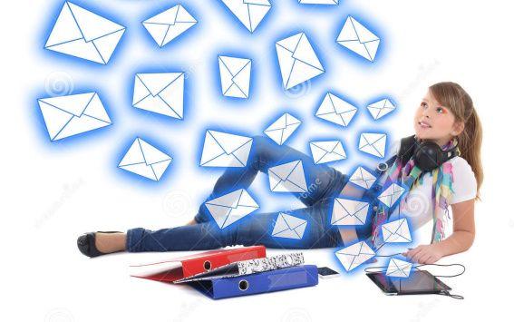 nevyžádaná pošta