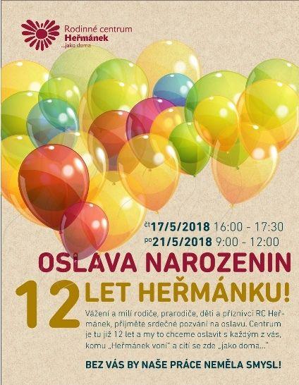 Heřmánek 2018 05 narozeniny 2