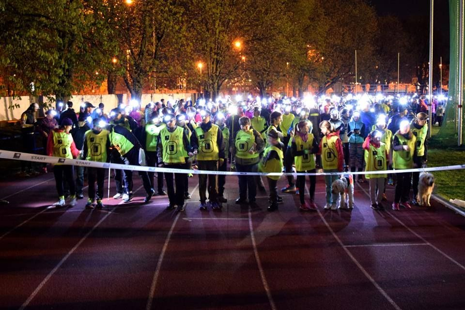 Noční běh pro světlušku