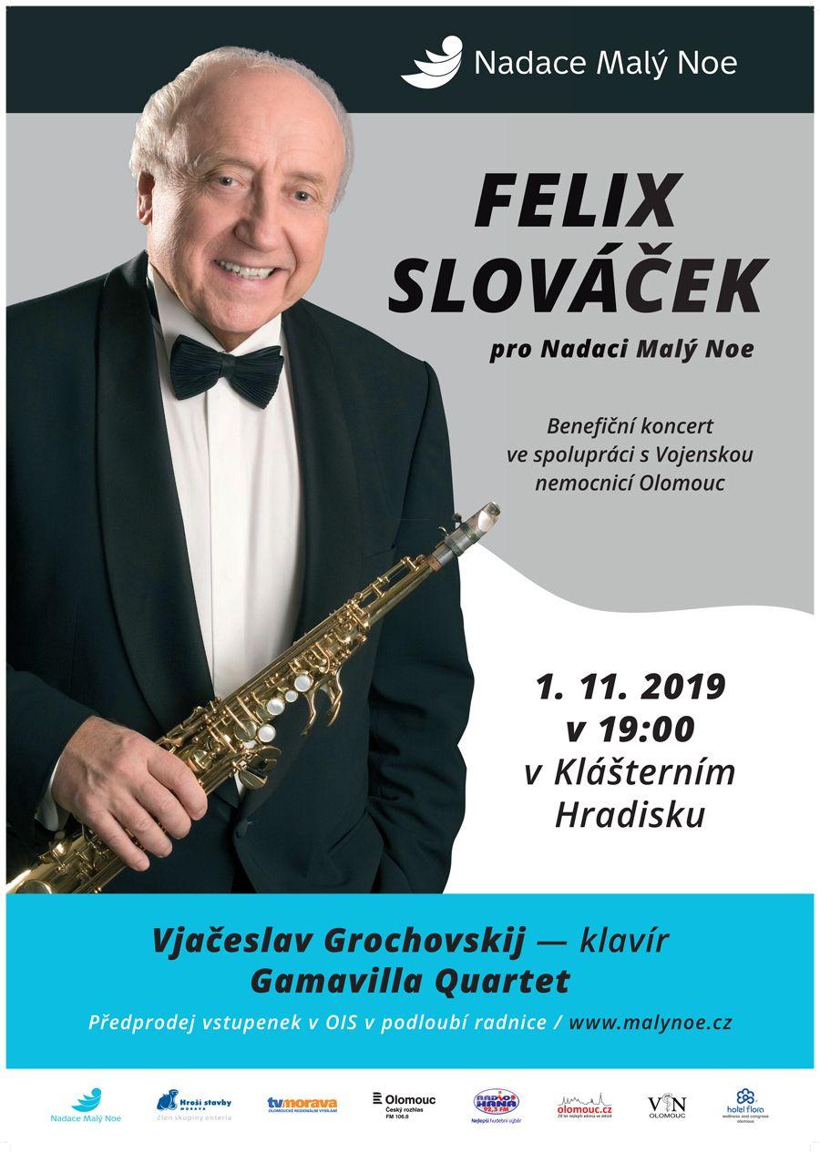 Malý Noe koncert Slováček