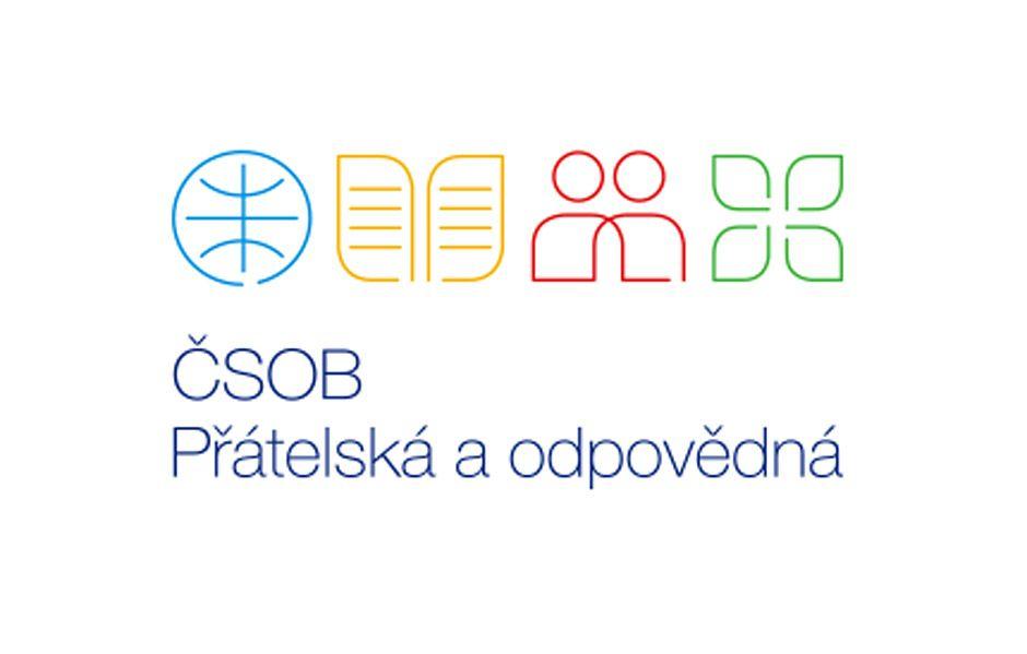 ČSOB spolecenska odpovednost logo