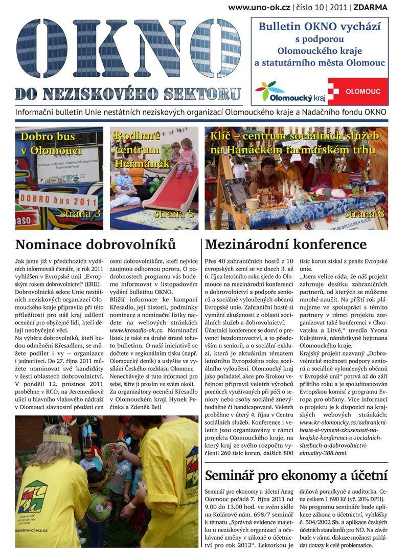 Bulletin OKNO 10 2011-1