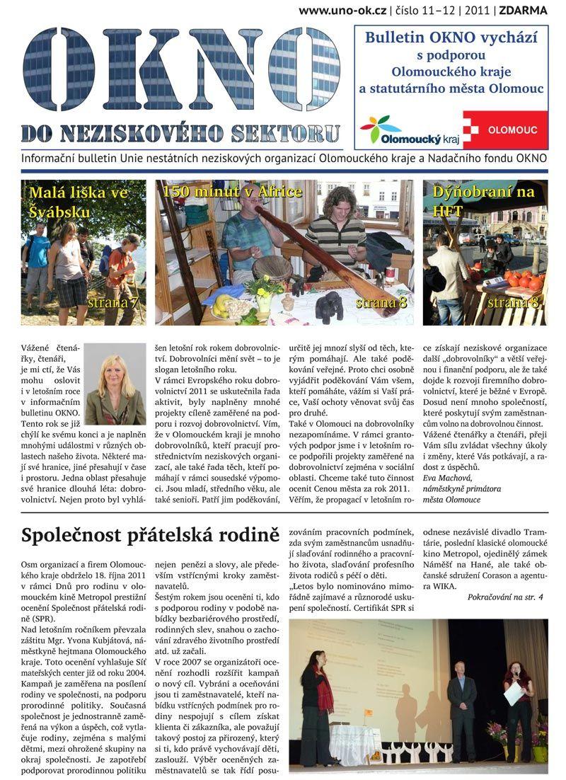 Bulletin OKNO 11 12 2011-1