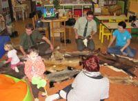heřmánek lesní pedagogika
